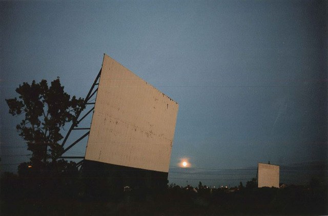 , 'Drive-in at night, Montreal, Canada,' 2013, Blain   Southern