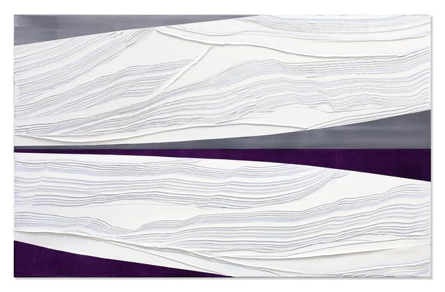 , 'Untitled White 7,' 2018, Sundaram Tagore Gallery