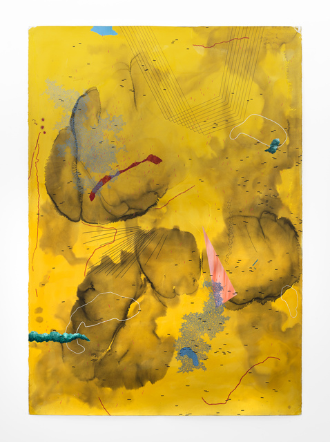 , 'Mountains of gold,' 2019, SMAC