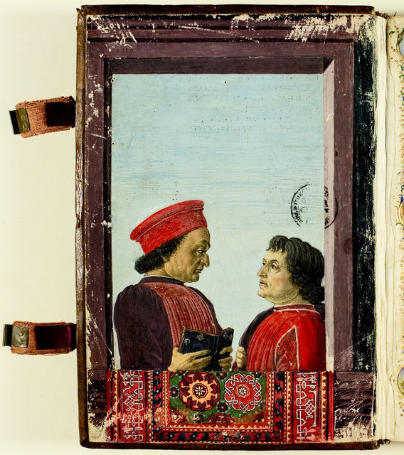, 'Portrait of Montefeltro & Landino,' , Centre for Fine Arts (BOZAR)