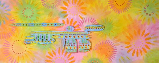 , 'Odyssey,' 2017, Talley Dunn Gallery