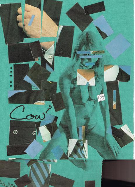 , 'Cow?,' 1971, Baró Galeria