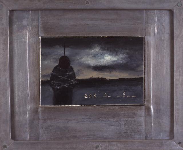 , 'Hangman,' 1989, Nohra Haime Gallery
