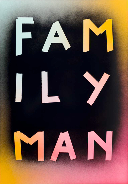 , 'Family Man,' 2015, Spinello Projects