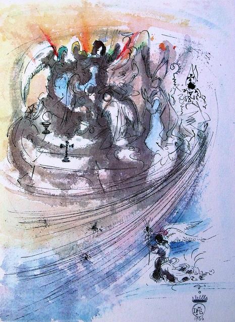 Salvador Dalí, 'Paternoster Suite - Hallowed Be Thy Name…', 1966, Baterbys
