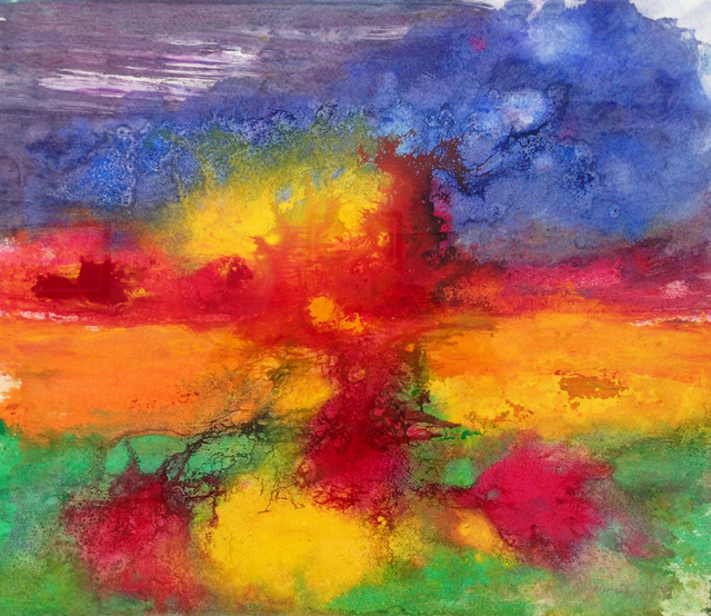 Margaret Francis, 'Abstract 36', ca. 1991, Ascot Studios