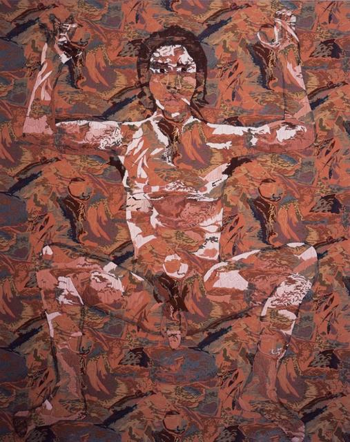 , 'Brocado,' 1997, MARSO