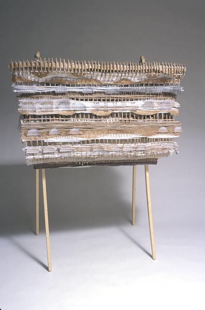 , 'Easel Sculpture #2,' 2000, Lesley Heller Gallery