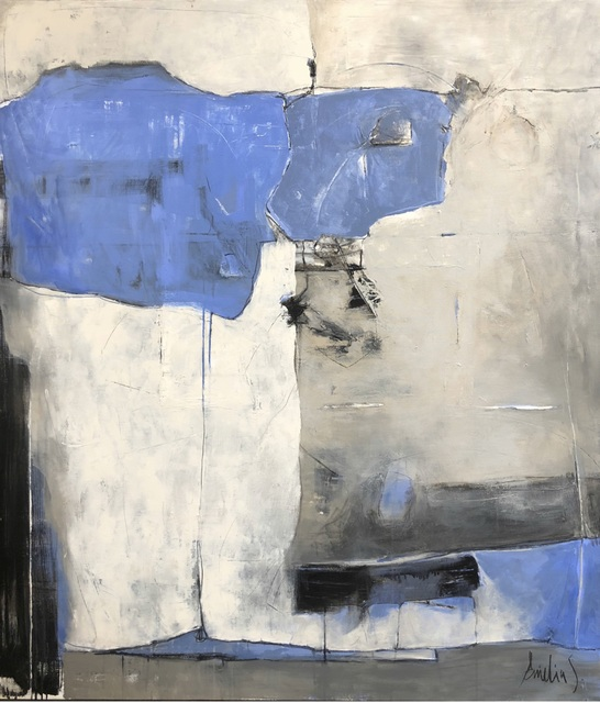 , 'Untitled Blue,' 2018, Durban Segnini Gallery