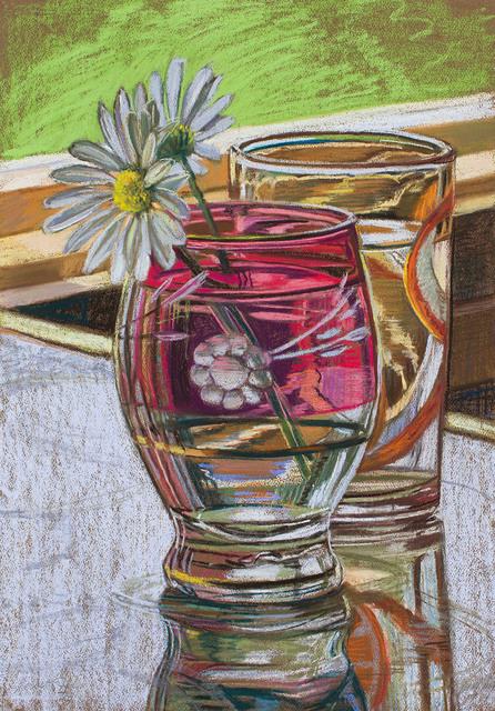 , 'DAISIES,' 1973, Jerald Melberg Gallery