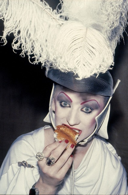 , 'Night out with Boy George,' 1980, Victoria and Albert Museum (V&A)