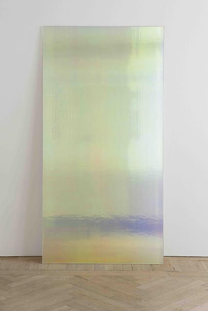 , 'Untitled (Gaufrette),' 2015, Micheline Szwajcer