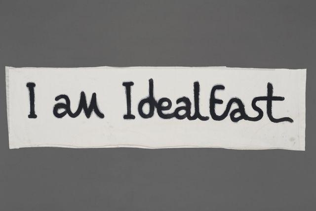 , 'I am IdealEast,' 2015, Jérôme Poggi