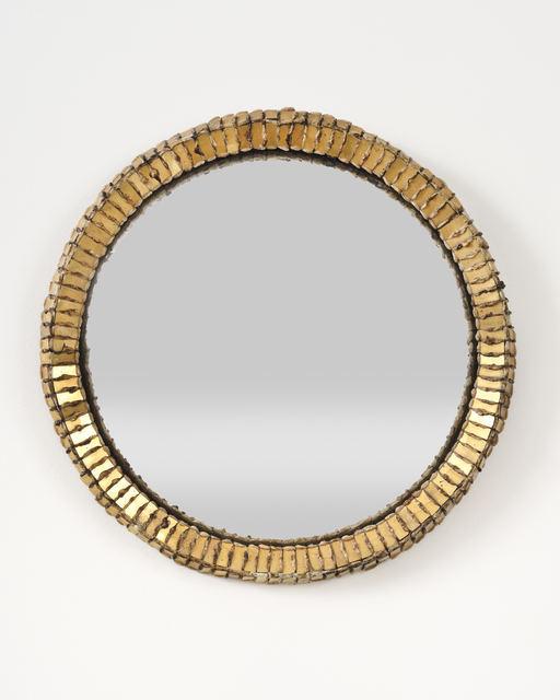 Line Vautrin, 'Circular mirror', ca. 1960, Galerie Charraudeau