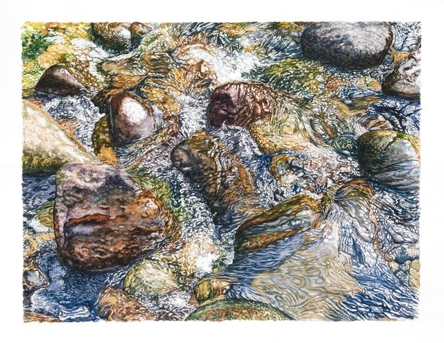 , 'Ausable River,' , Keene Arts