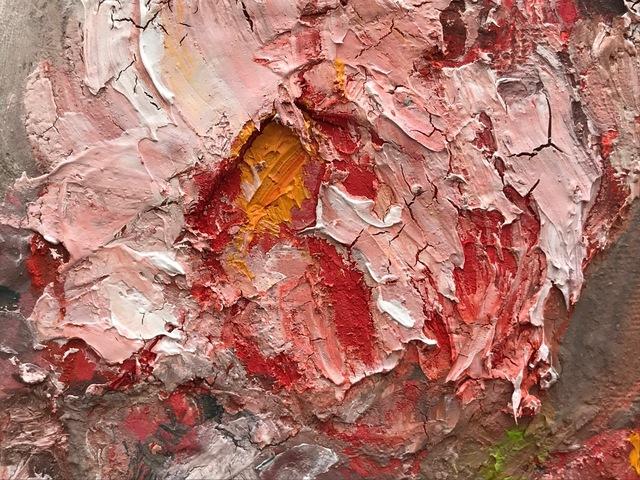 Rita Moreno, 'Rosas (detail)', 2018, ENCANT