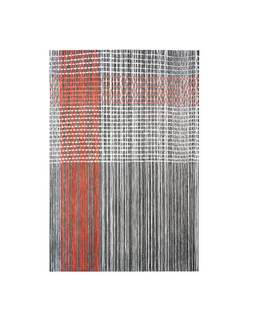 , 'Telares (Looms) No. 2,' 2016, Puerta Roja