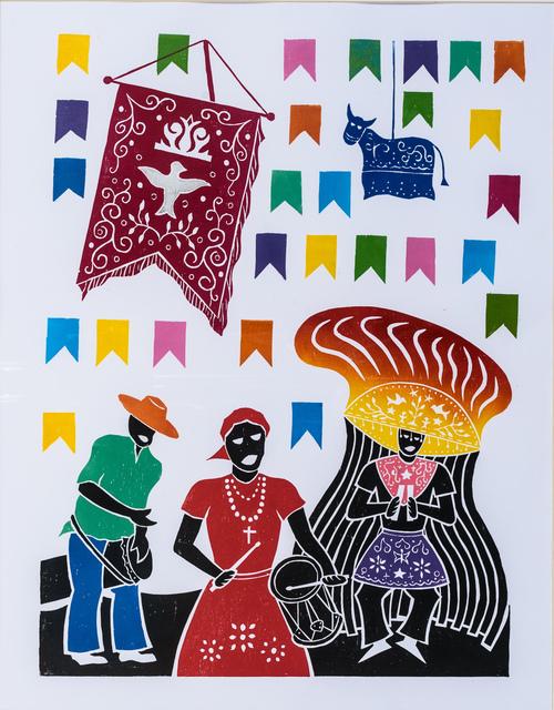 Airton Marinho Macedo, 'Tocadores da Ilha', 2004, Ligia Testa Espaço de Arte