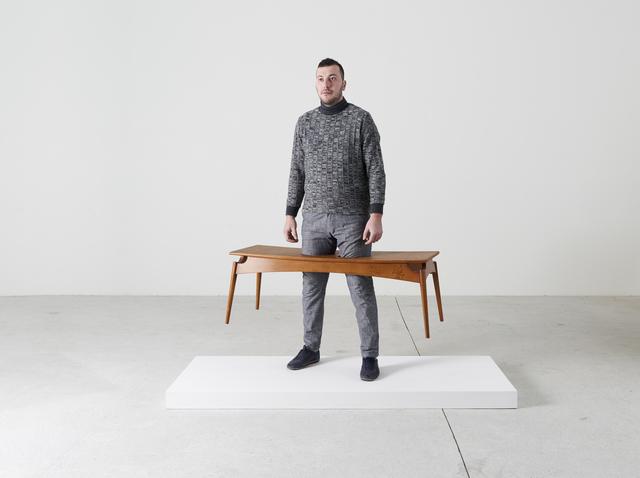 , 'Deep Snow, One Minute Sculpture,' 2016, Lehmann Maupin