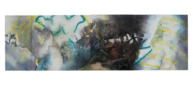 , ' The King Blinks,' 1996-2015, Ricco/Maresca Gallery