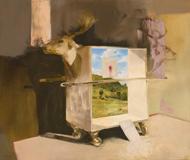 Mozes Incze, 'Trophy', 2016, Léna & Roselli Gallery
