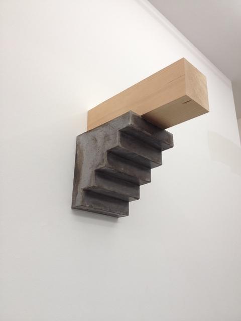 , 'Träger,' 2012, Galerie Christian Lethert