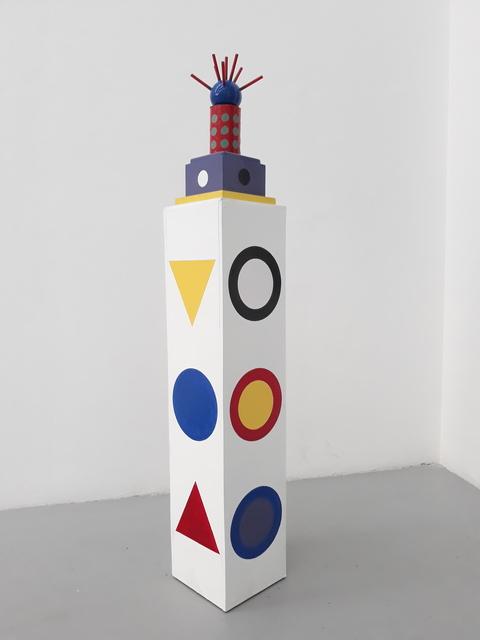 , 'Totem (Phoenix),' 2018, JGM Gallery