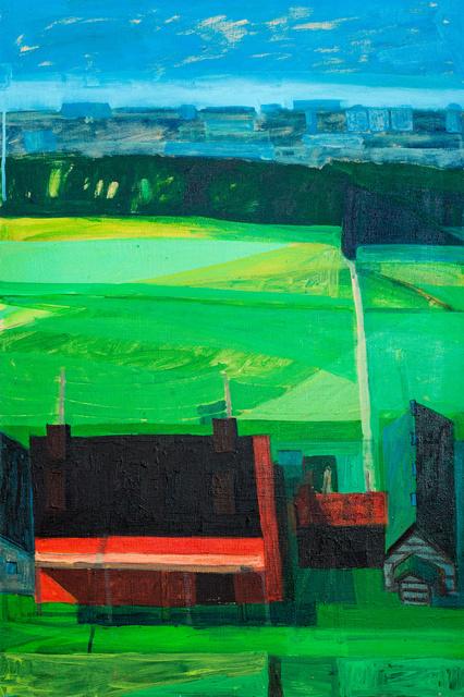 , 'Pulkovo Heights №6,' 2007, Anna Nova Gallery