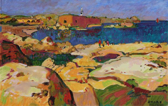 , 'Fort de Sant Felip, Menorca,' 2016, Caldwell Snyder Gallery