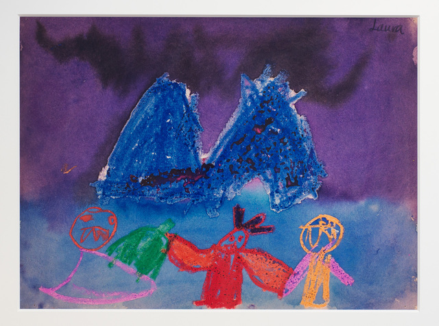 Mike Kelley, '#3 from the series We Communicate Only Through Our Shared Dismissal of the Pre-Linguistic', 1995, Iris Project