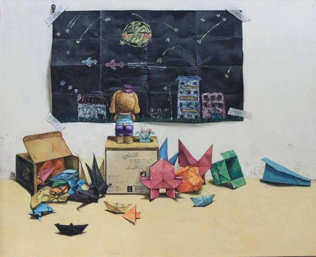 Piao Chenglong, 'Mr.Outsider 3', 2013, Mellon Gallery