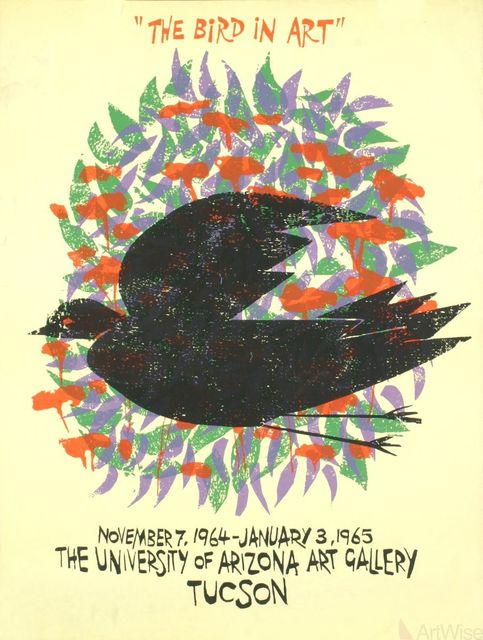 , 'The Bird In Art,' 1964, ArtWise