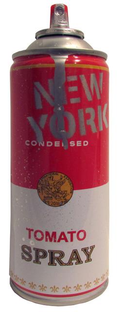 Mr. Brainwash, 'Spray Can: New York (Sliver)', 2016, Taglialatella Galleries