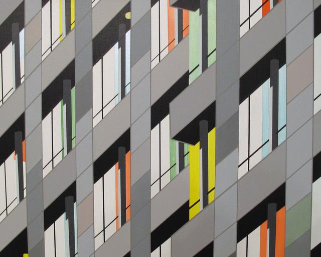 , 'Majic windows,' 2009, Studio la Città