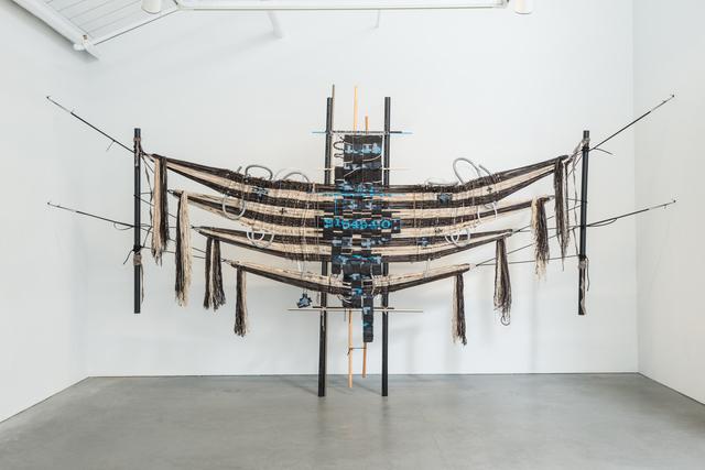 , 'Across_1,' 2018, Eleanor Harwood Gallery
