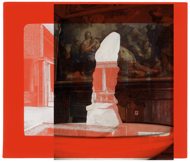 , 'Pompeii Venezia from the series Grand Tour Revisited,' 2014, Elizabeth Houston Gallery