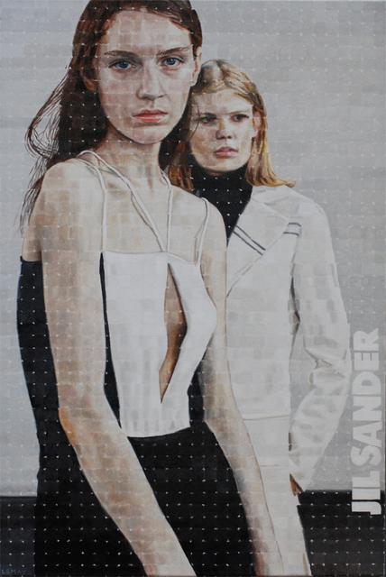robert lemay, 'Jil Sander', Wallace Galleries