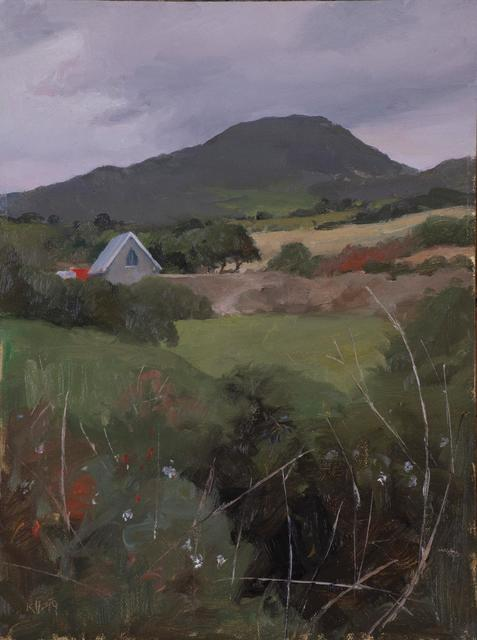 Kenny Harris, 'West Cork Landscape (Ahakista)', 2019, George Billis Gallery