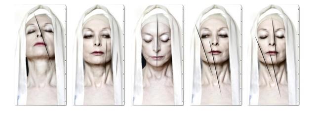 , 'Concerto facciale installation,' 2016, Mark Hachem Gallery