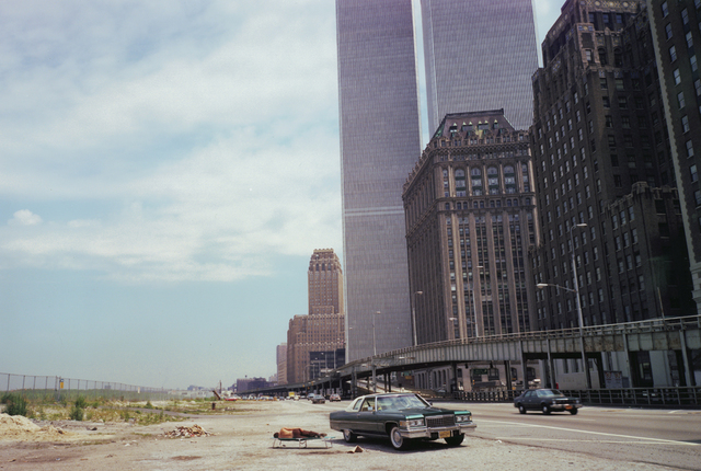 , 'West Side Highway, New York City, 1977,' , Yancey Richardson Gallery
