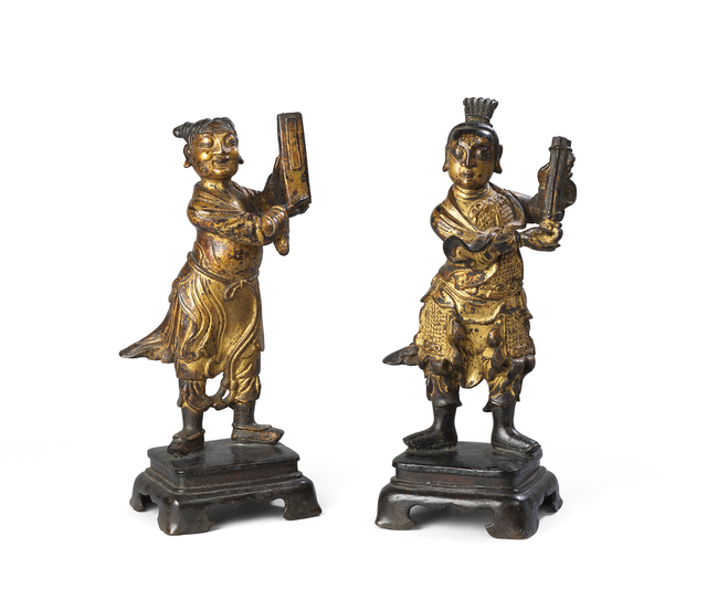 , 'Two Figures,' 1644-1911, Jorge Welsh Works of Art