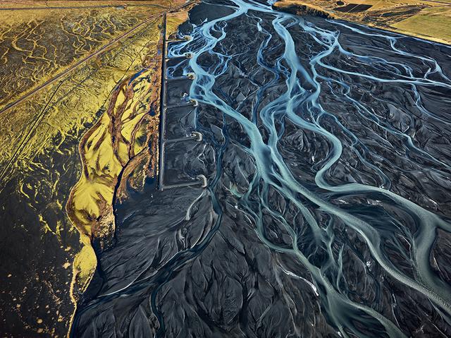 , 'Markarfljót River #1, Erosion Control, Iceland,' 2002, Sundaram Tagore Gallery