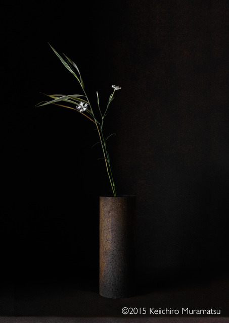 , 'A Stage Bamboo 4-3,' 2015, Galerie Marie-Robin