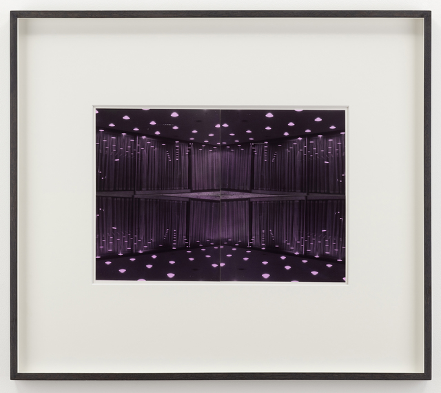 , 'Fugitive Space 2,' 1982, Parafin