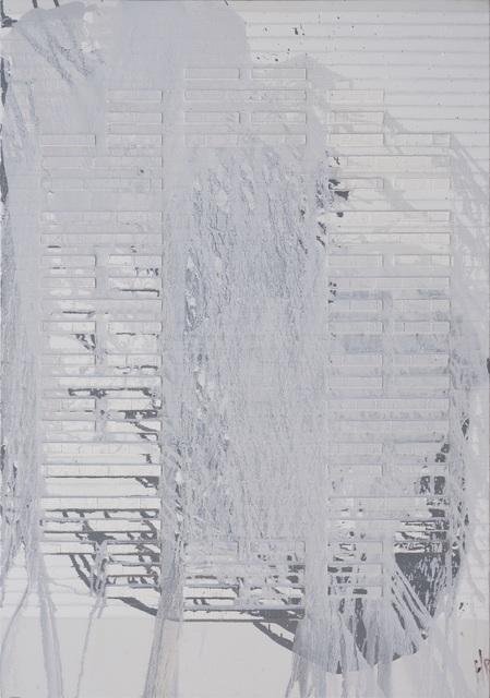 , 'White 0,' 2017, 10 Chancery Lane Gallery
