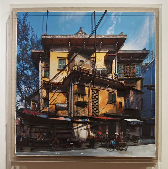 , 'Artist house on Nguyen Thai Hoc (Version 2),' 2015, Art Vietnam Gallery