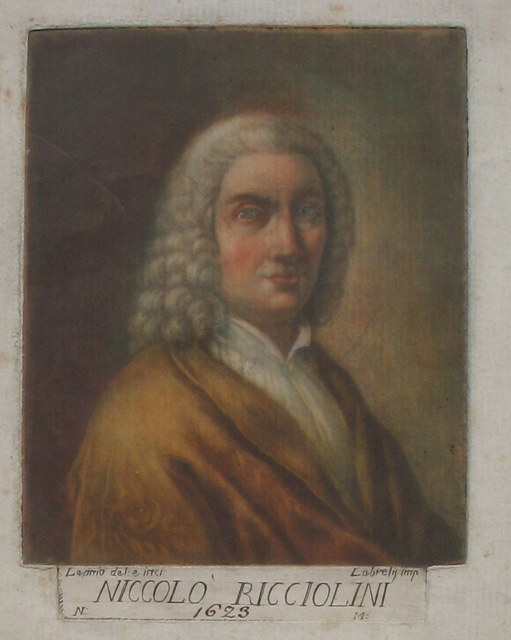 , 'Portrait of Niccolò Ricciolini,' ca. 1789, Jan Johnson Old Master & Modern Prints
