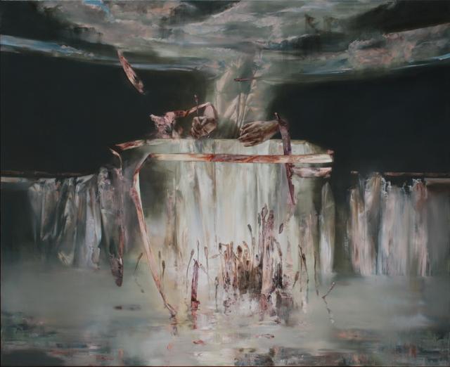 , 'New Garden,' 2018, Léna & Roselli Gallery