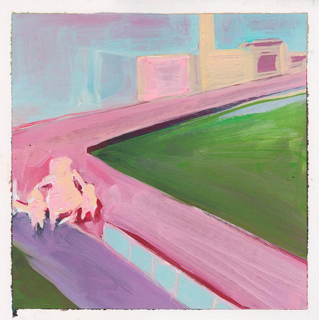 , 'ESTUDO PARA PREPARAR A TRILHA,' 2017, Carré Art