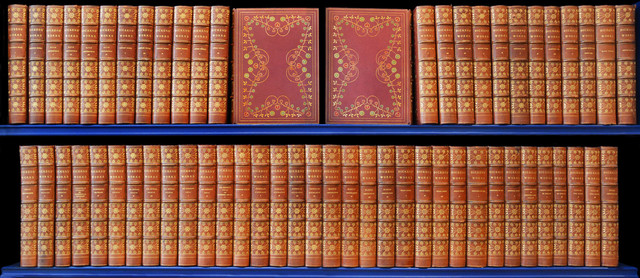 , 'The Works...'Edition de Luxe'.,' 1881-1882, Shapero Rare Books Limited